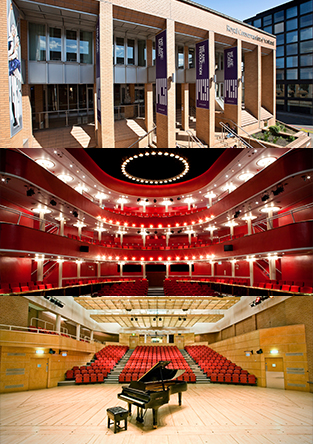Image of Royal Conservatoire of Scotland