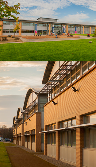 Image of West Lothian College