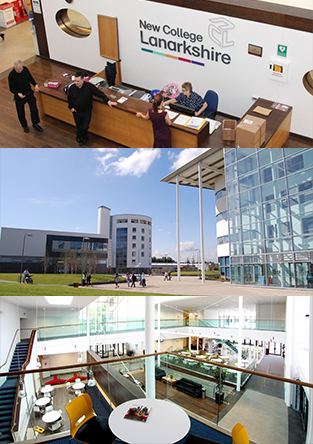 Image of New College Lanarkshire