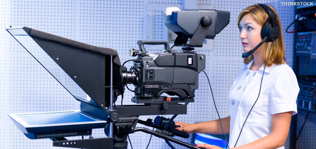 planit   job profiles   camera operator media and broadcasting