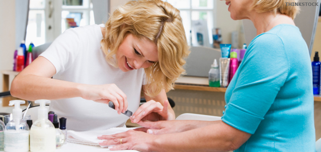 Job Profile Image Nail Technicians Offer A Range Of