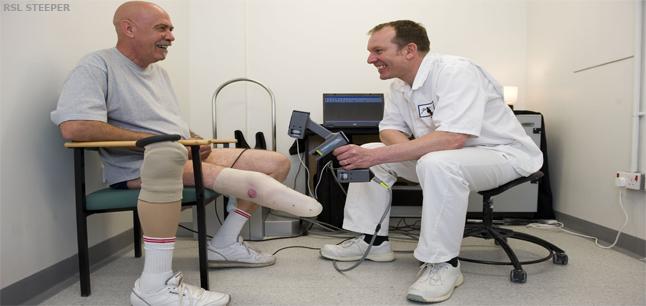 Planit : Job Profiles : Prosthetist or Orthotist Medical Technology