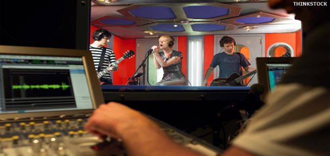 Planit : Job Profiles : Sound Technician Music Technology