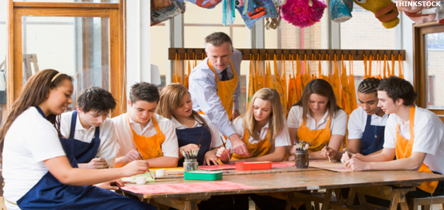 Planit : Job Profiles : Teacher - Secondary School - Art and ...