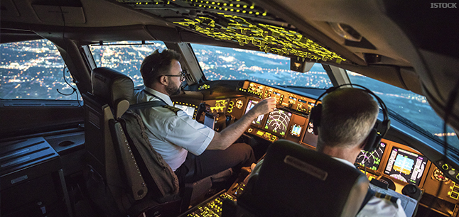 Work as Air Force Pilot