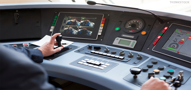 Planit : Job Profiles : Train Driver Rail Transport