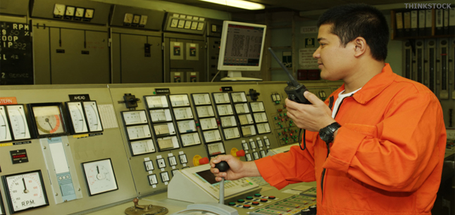 Planit : Job Profiles : Merchant Navy Engineering Officer