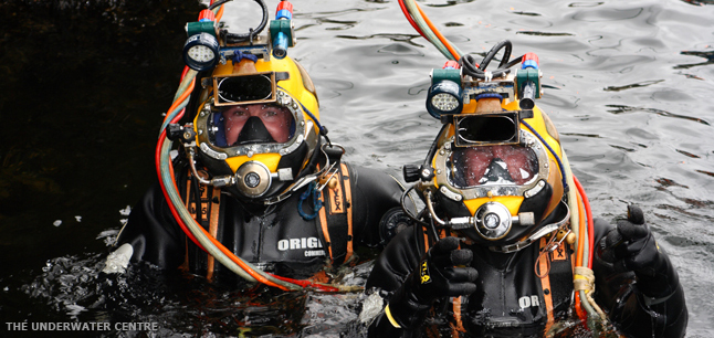 Planit : Job Profiles : Diver Offshore and Energy