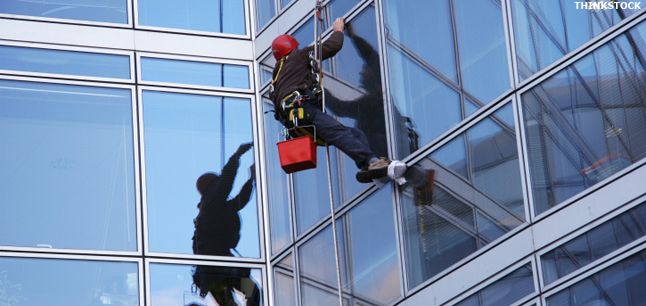Planit : Job Profiles : Window Cleaner Property Services