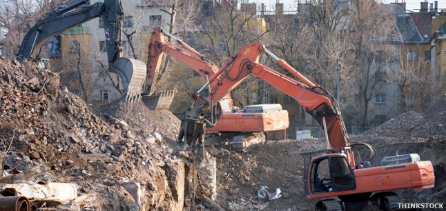 Planit : Job Profiles : Demolition Operative Construction Crafts