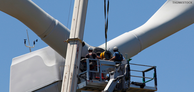 Planit : Job Profiles : Wind Turbine Technician Offshore and